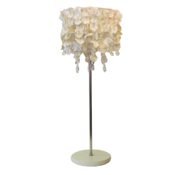AQ04  Jacaranda Pod table lamp