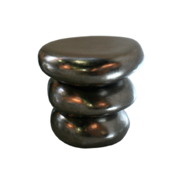 AR011 Bronze Pebble Side table