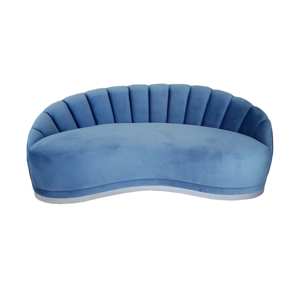 SL Blue sofa