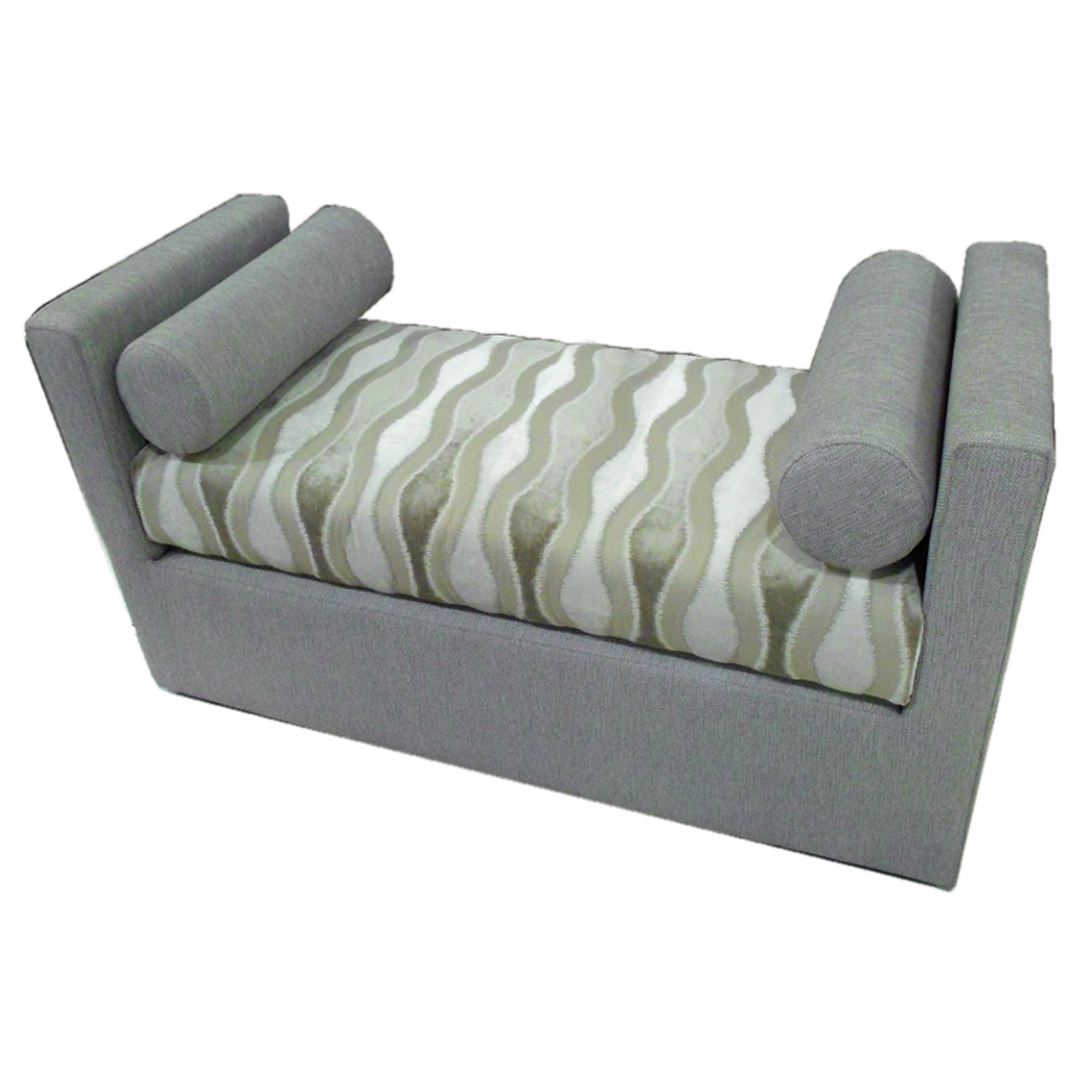 Upholstered Bed end Day Bed